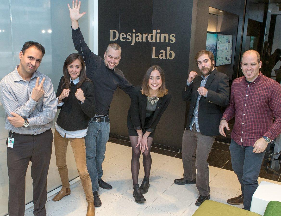 Top Employer Desjardins Group Mouvement Des Caisses