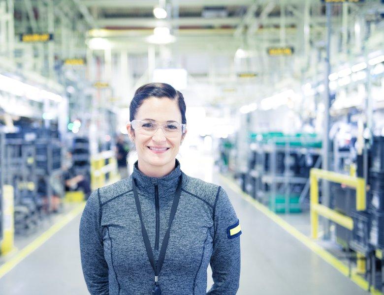 Top Employer: Toyota Motor Manufacturing Canada Inc  / TMMC