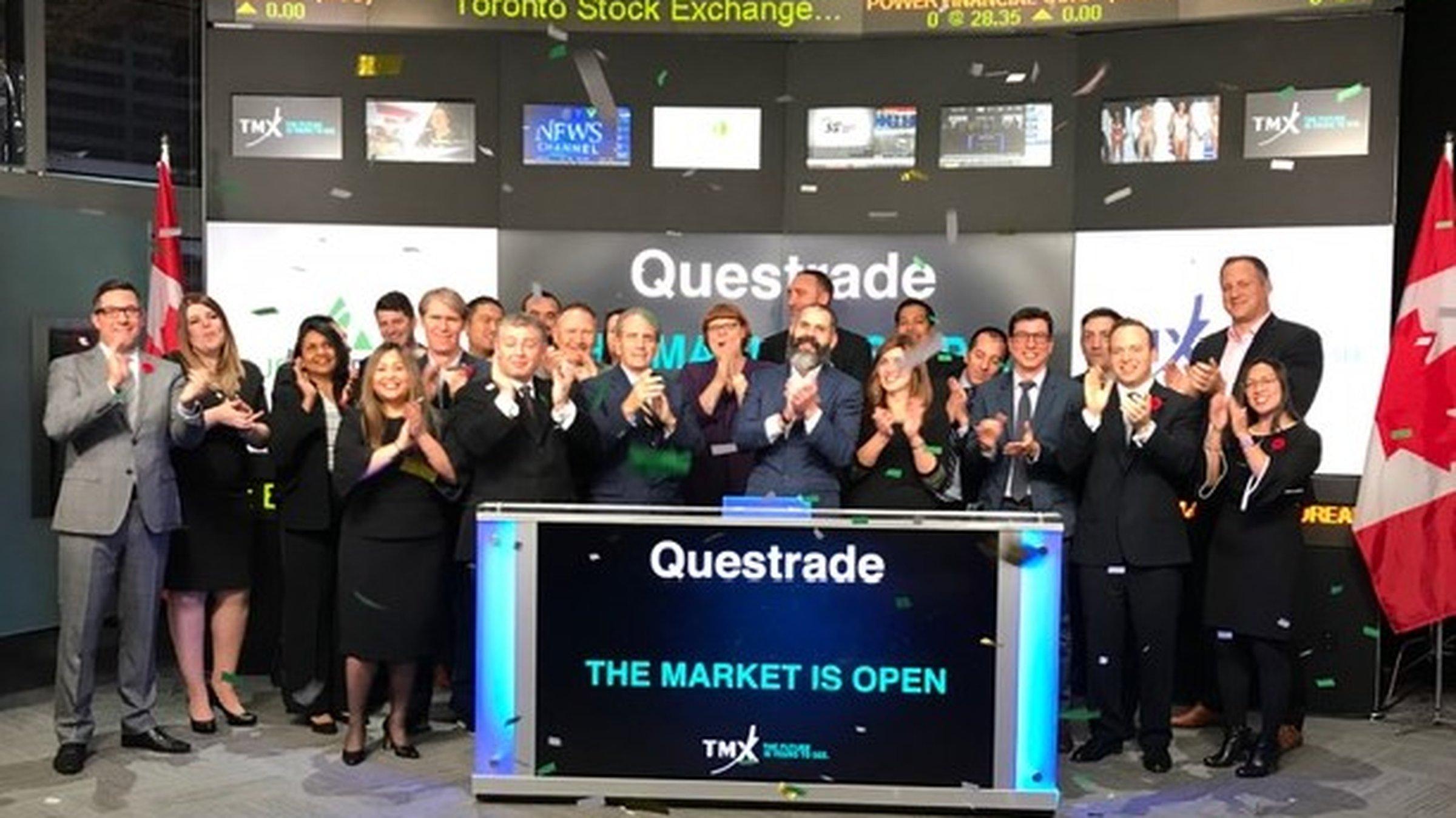 Top Employer: Questrade, Inc
