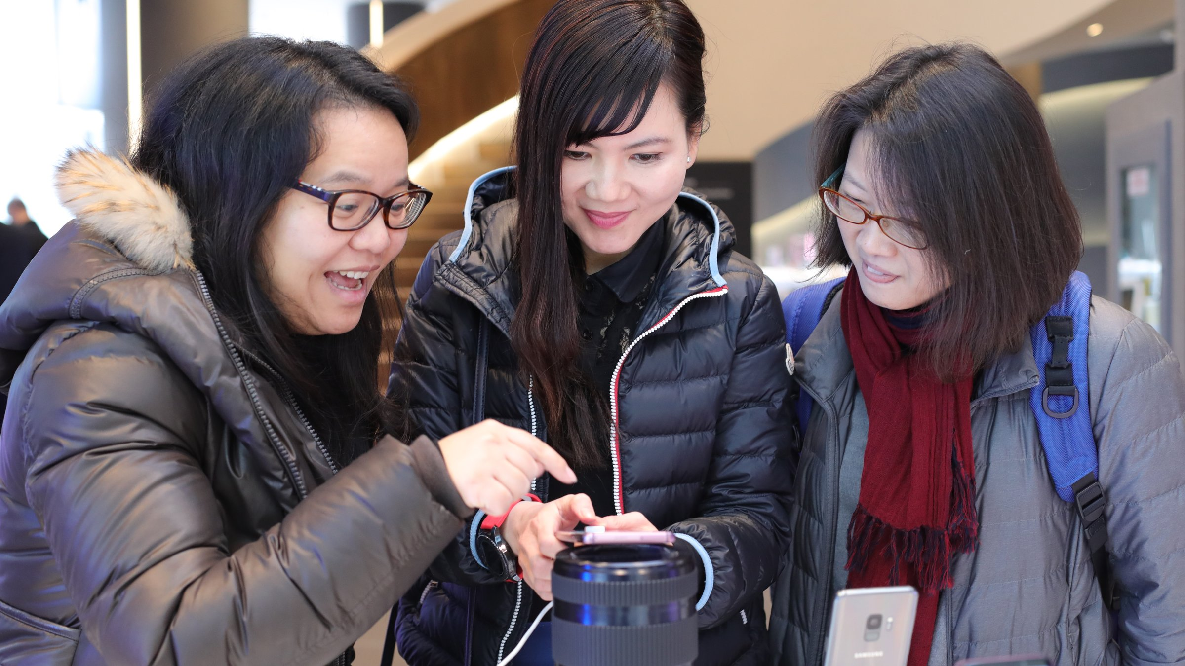 Top Employer: Samsung Electronics Canada Inc