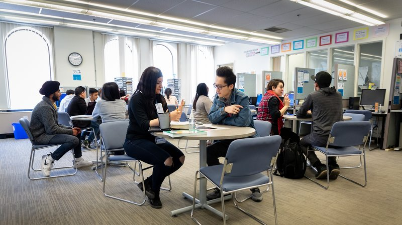 Top Employer George Brown College