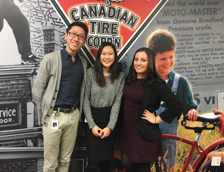 top employer canadian tire corporation limited