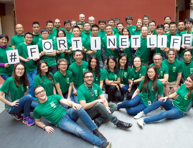 Top Employer: Fortinet Technologies (Canada) ULC