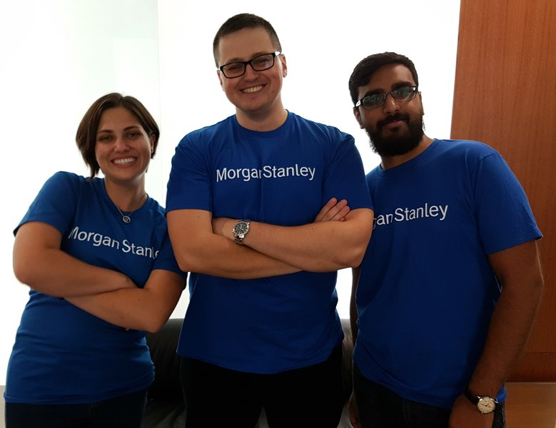 Top Employer: Morgan Stanley Services Canada Corp