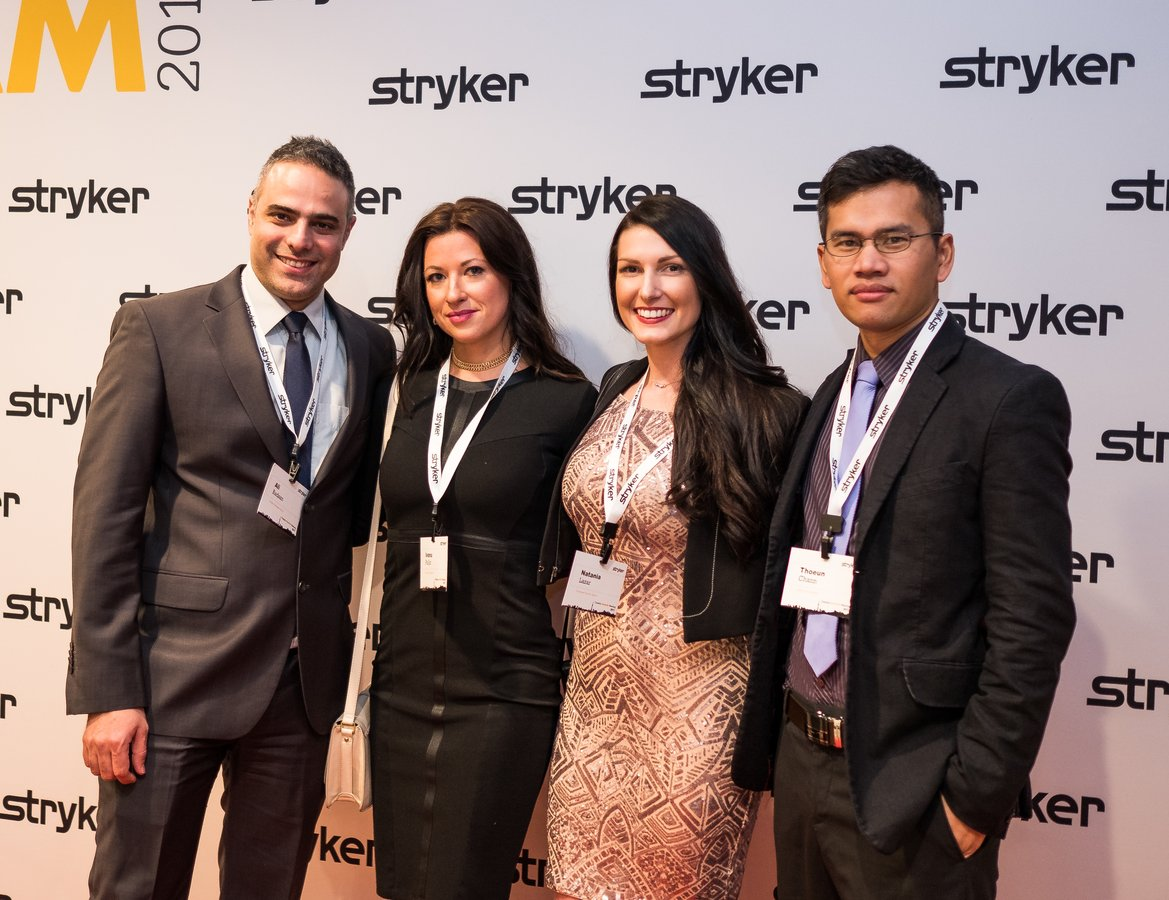 Top Employer Stryker Canada Inc