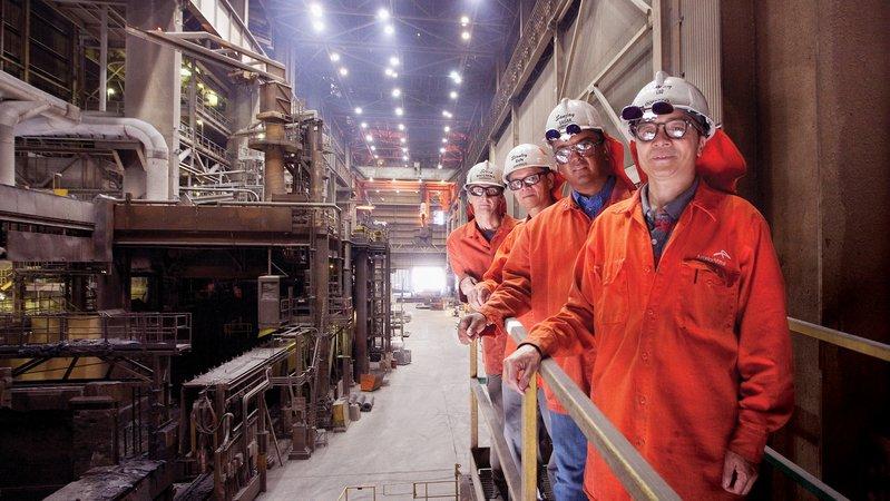 Top Employer: ArcelorMittal Dofasco G P