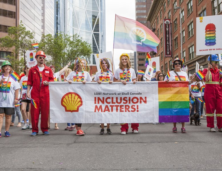 Top Employer: Shell Canada Limited