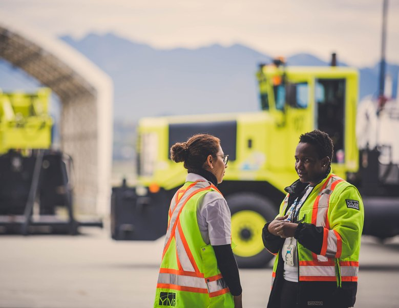 Top Employer Vancouver Airport Authority